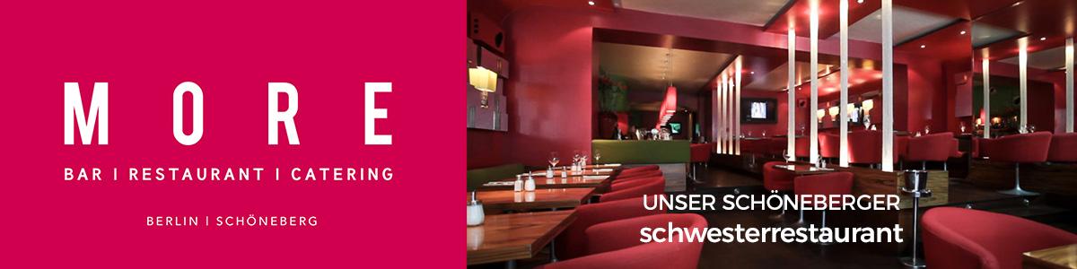 Restaurant MORE Berlin