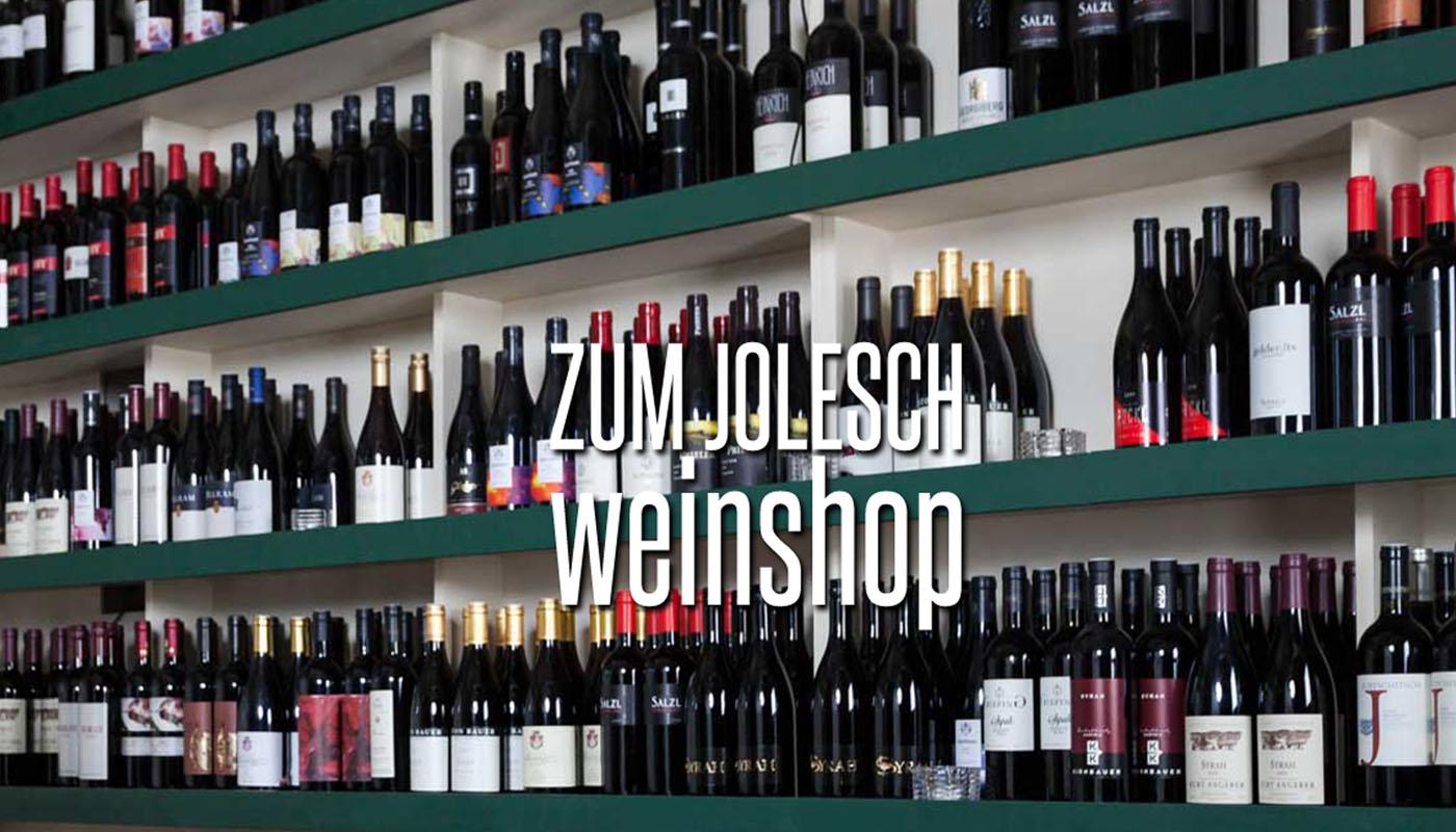 Jolesch Weinshop